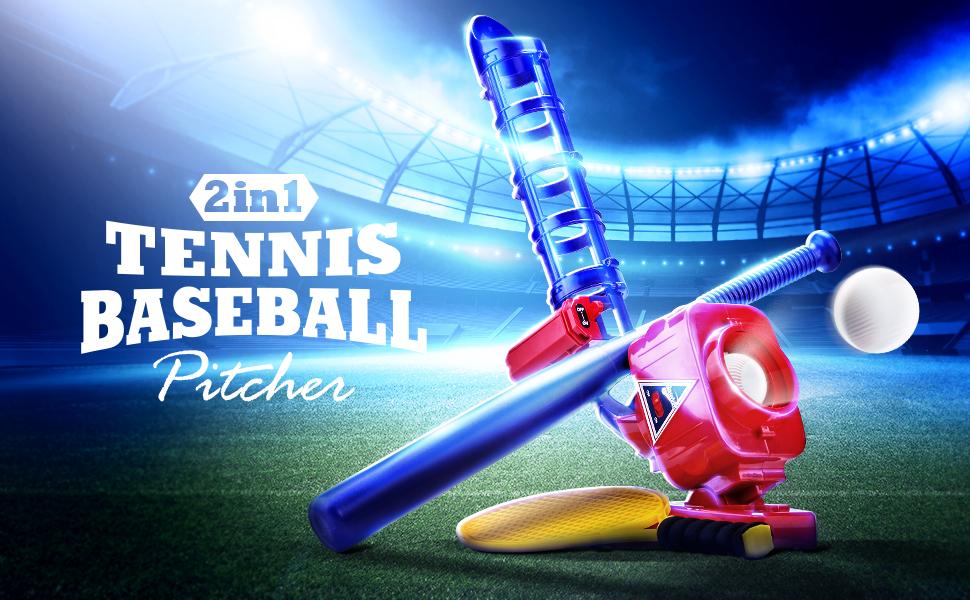 baseball pitching machine