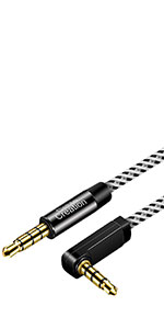3.5mm Audio Cable Compatible with Microphone