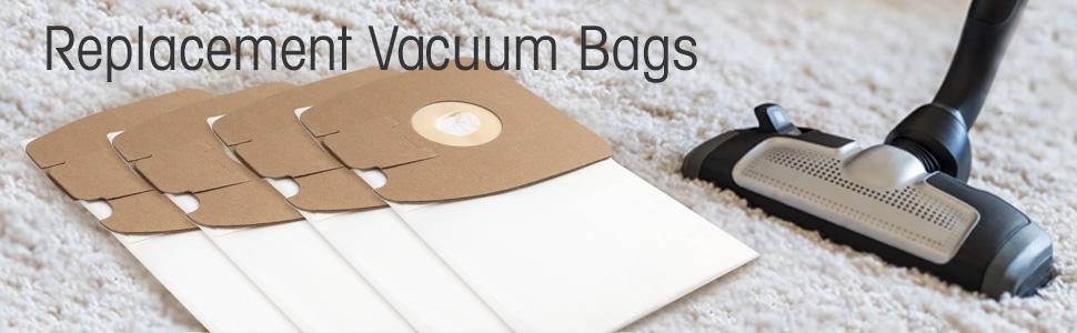 vacuum bag replacement