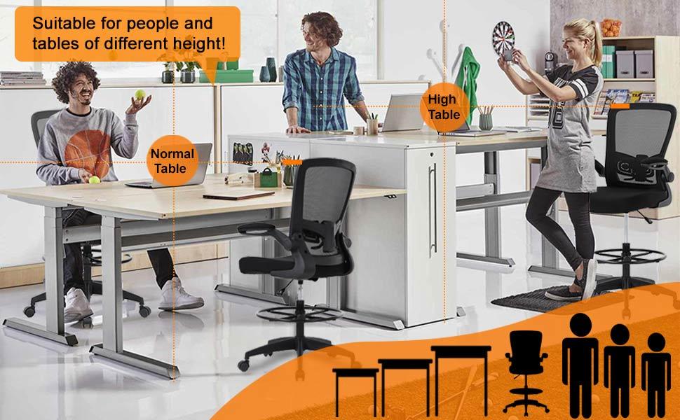 drafting chair home chair office chair9