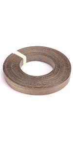Walnut wood veneer 3/4quot;×50'