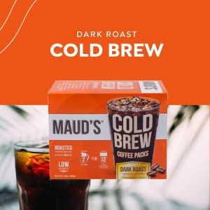 Cold Brew Coffee Iced Coffee Cold Brew Maker Cold Brew Coffee Maker Keurig Starbucks Tetly Packs