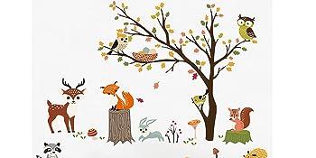 Forest Tree Animals