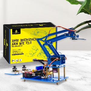 robot arm building kit