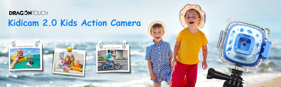 kids action camera