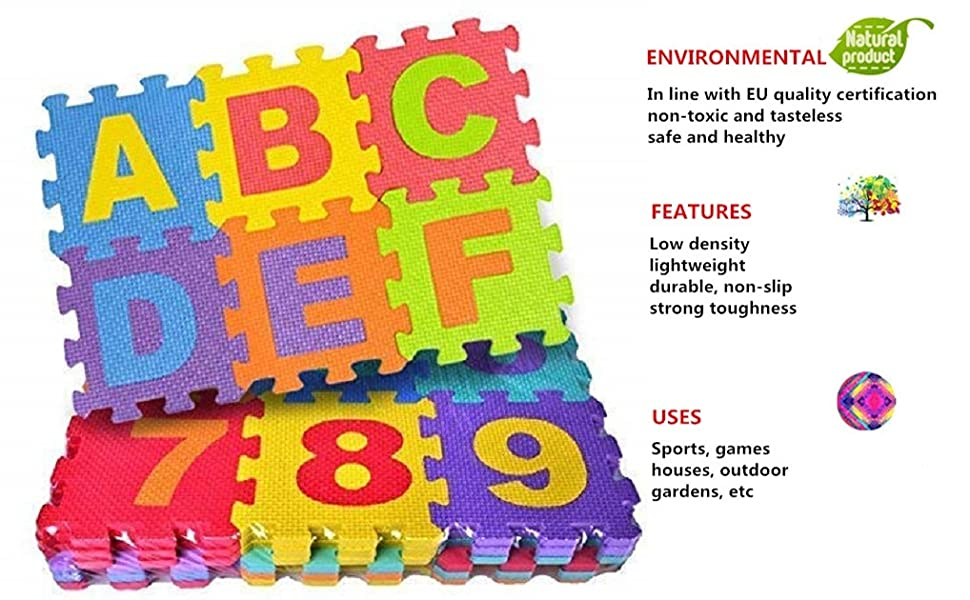 rubber puzzle mat puzzle mat small puzzle mat 12mm puzzle mat 26 pieces funblast 36 pieces mini