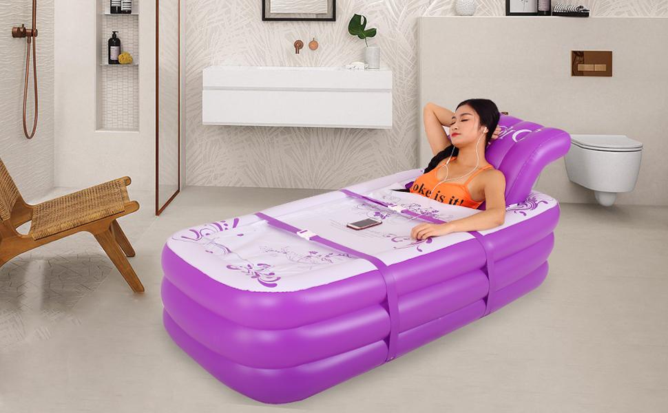 Bath tub inflatFun