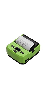 Amazon.com: Aibecy GOOJPRT PT200 Portable Wireless BT 58mm ...