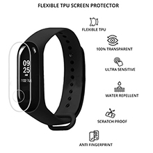 creen Scratch Guard Protector Film for Xiaomi Mi Band 4