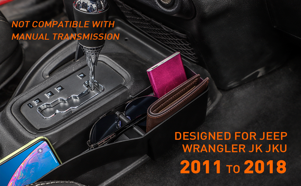 Jeep jk storage accessories