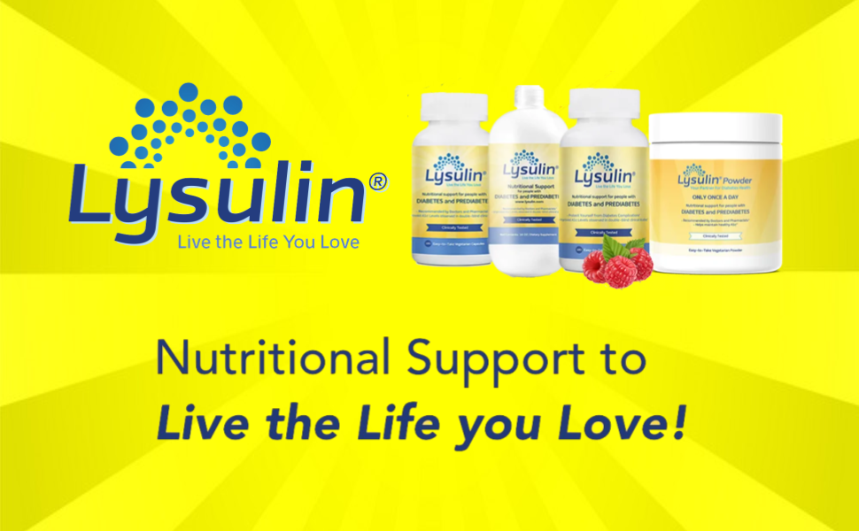 Nutritional Support for diabetes and prediabetes