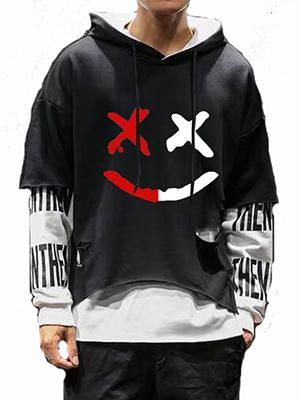 Men's Techwear Hip Hop Hoodie