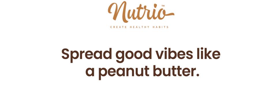 NUTRIO PEANUT BUTTER
