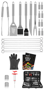 grill utensil set