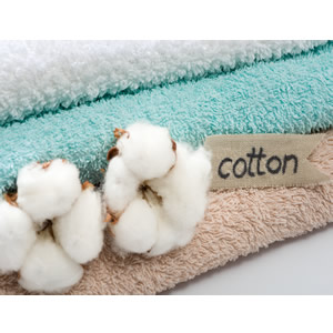 Ultra Soft & Absorbent 100% cotton towels
