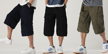 capri pants for men 3/4 shorts for men tactical shorts men shorts men capri pants 3/4 shorts for men