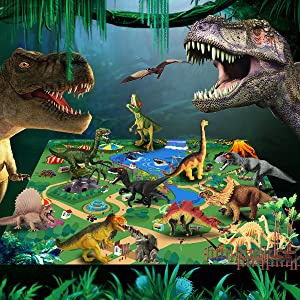 dinosaur playmat