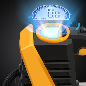 tire air compressor