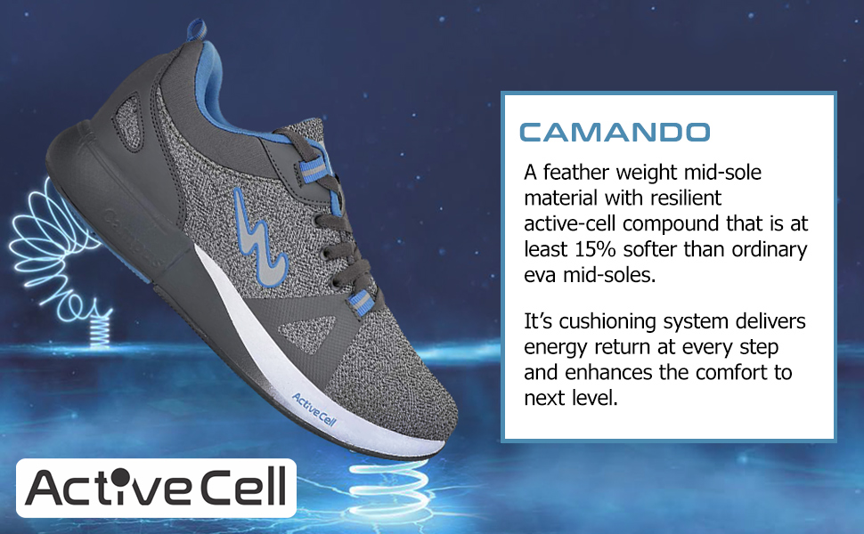 Camando - Active Cell
