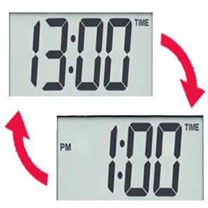 12/24 Hour Switch