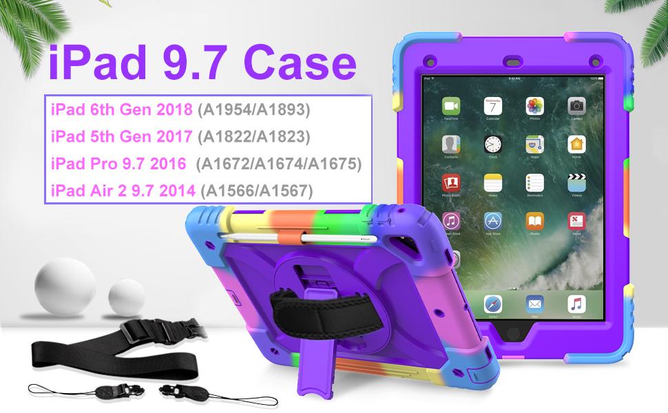 ipad 5th generation case,ipad 9.7 case,ipad 6th generation case,ipad 9.7 case for kids,ipad case 9.7