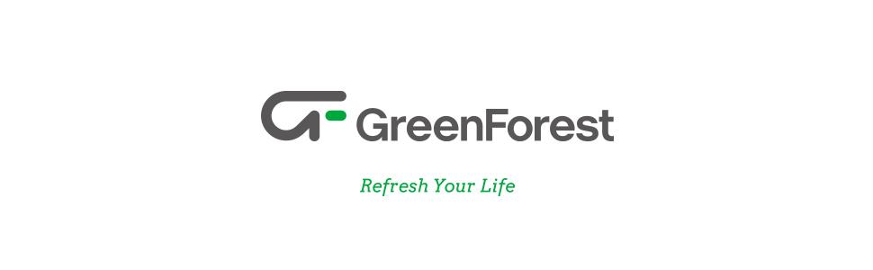 GreenForest l shape desk