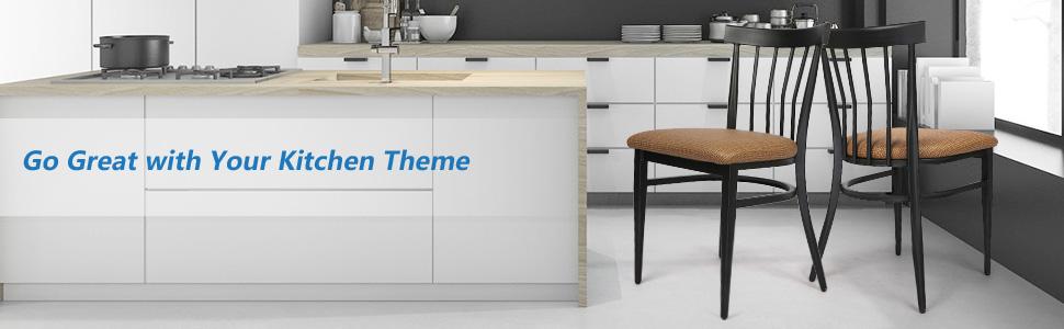 Kithen theme chair