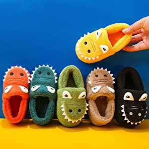 boys girls slippers -1