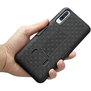Samsung Galaxy a50 case with clip