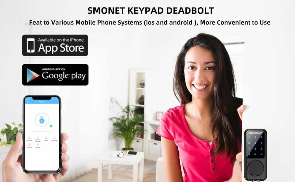 smart deadbolt