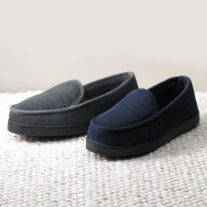 big and tall house shoes