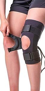03K06 j knee brace