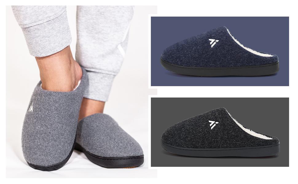 zapatillas de andar por casa hombre
