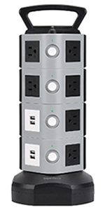 14 outlet power strip
