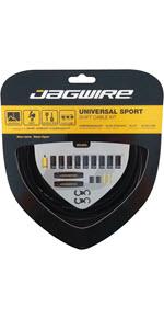 Jagwire Universal Sport Shifter Shift Kit Cable Housing Bike Bicycle Hyrbid Crusier