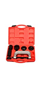 Ball Joint Press amp; U Joint Removal Tool Kit