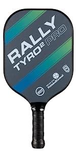 Rally Tyro 2 Pro Composite Pickleball Paddle