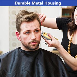 Durable metal housing