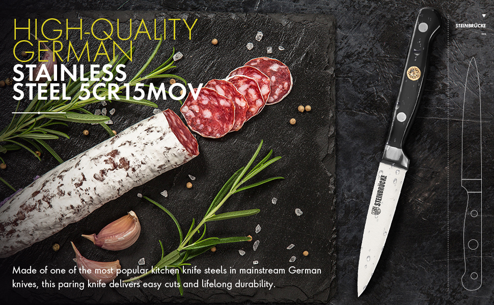 High Quality German Stainless Steel