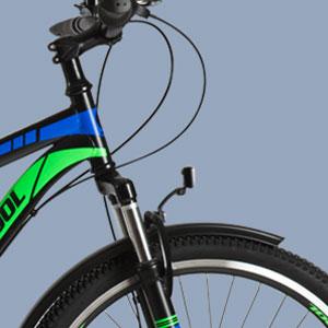 Tricycle Three-Wheel Adult Bicycle