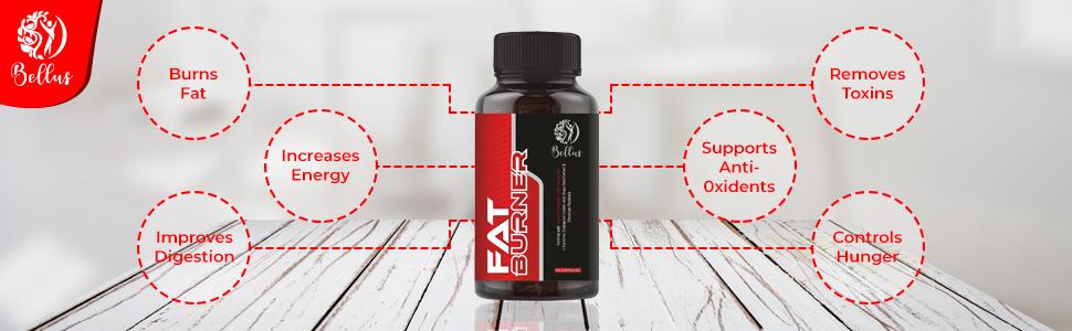 burns fat increase energy improves digestion antioxidents removes toxins control hunder fat burners