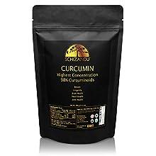 curcumin turmeric extract antioxidant potent maximum strength organic vegan keto paleo antioxidant