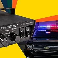SoundAlert Emergency Siren Amplifier