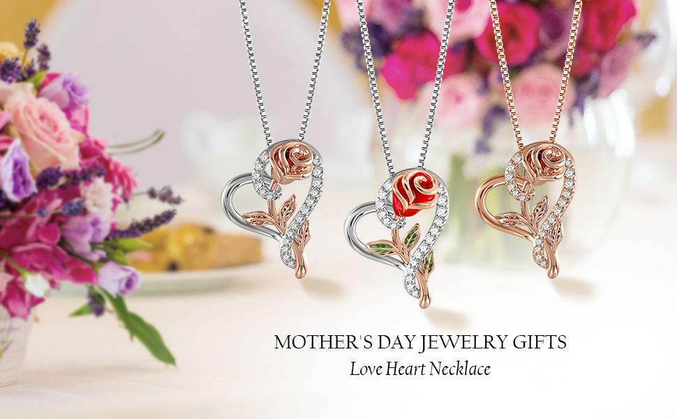 Mother's day jewelry mom gifts