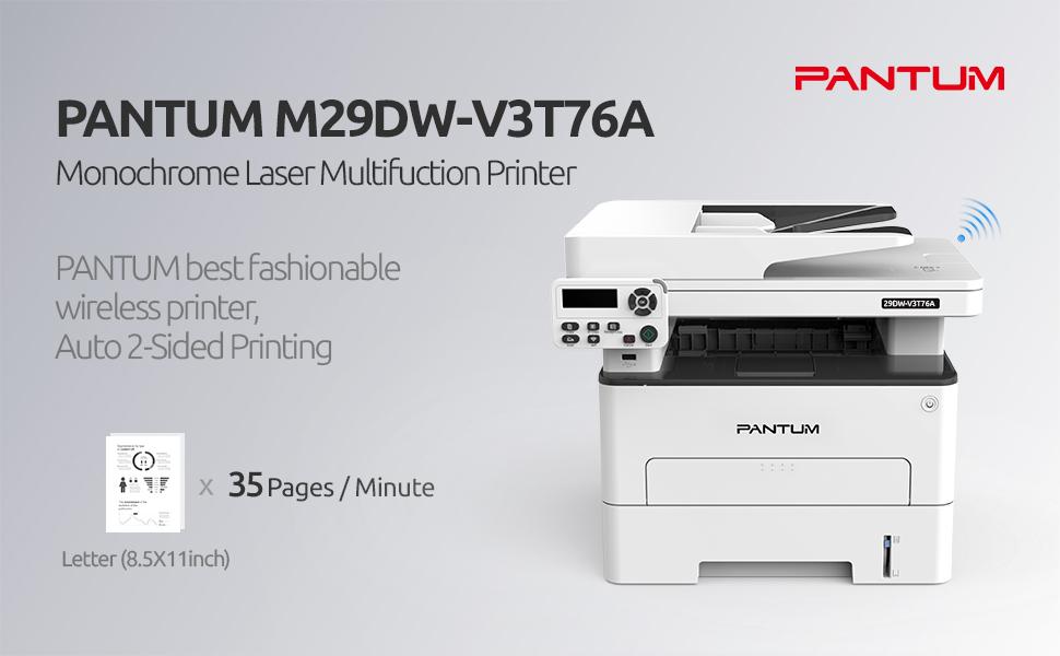 M19DW Laser Printer