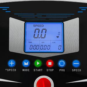 treadmill LCD