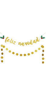 Feliz Navidad Gold Letter Balloons,Feliz Navidad Banner,Christmas Balloon Banner,Ugly Christmas Sweater Party,Christmas Balloons