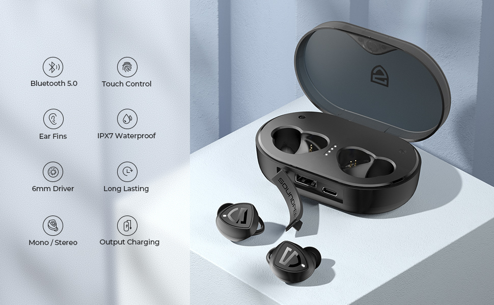 Specification of Wireless Headphone