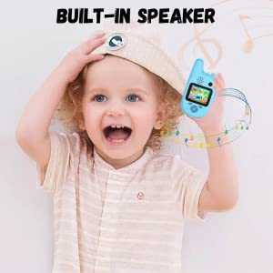 mp3 player with speakers for kids