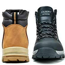 Men's Fur Lined Hiking Boots